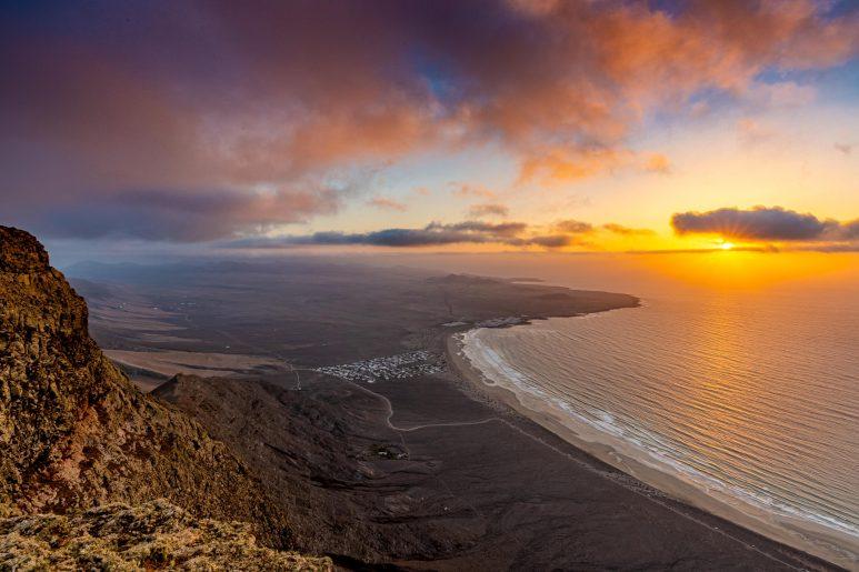 Famara cliffs
