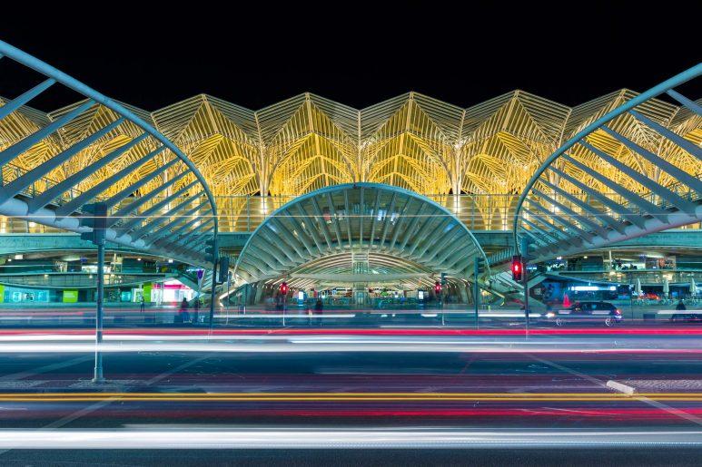 Gare de Oriente