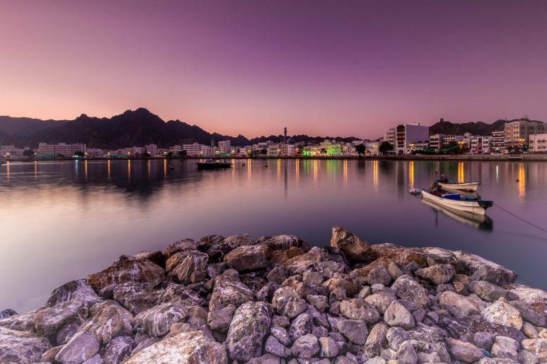 Mascate harbor