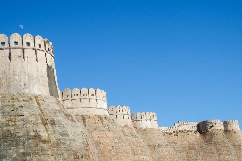 Rajasthan fort