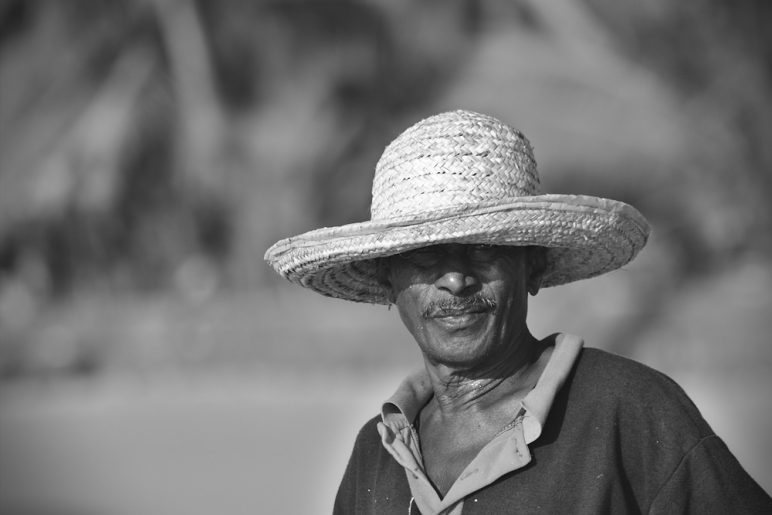The fisherman from Tangalla