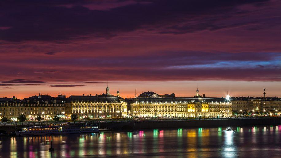 Garonne reflection