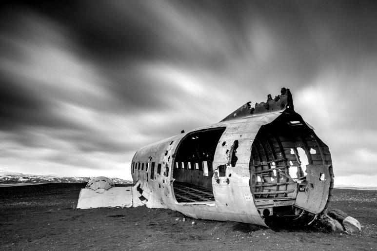 Plane wreck II