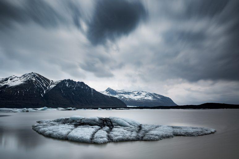 Floating iceberg II