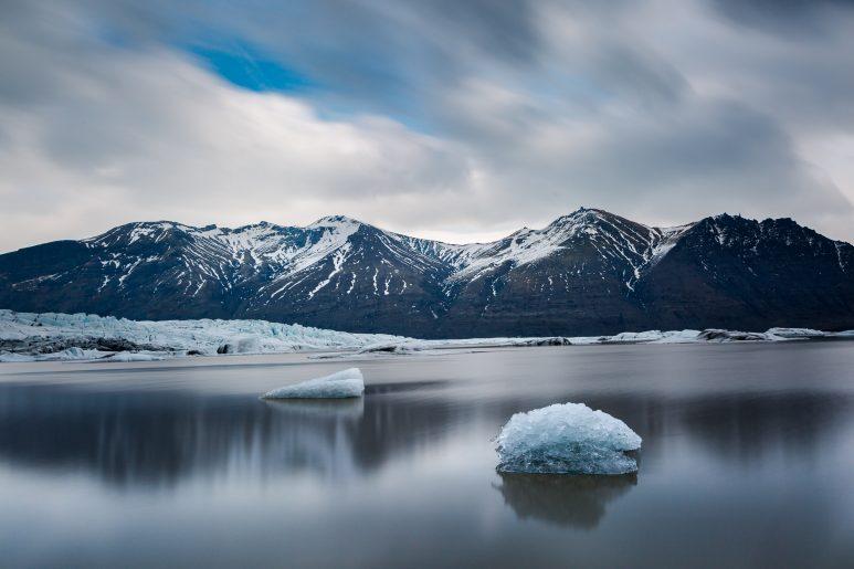 Floating iceberg III