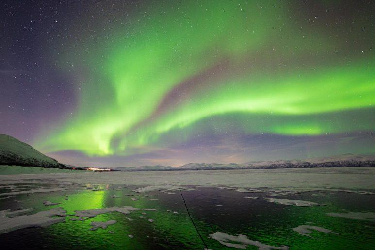 Full aurora