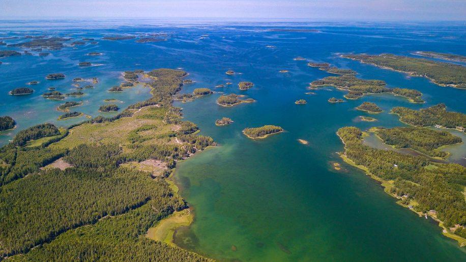 Botnie archipelago