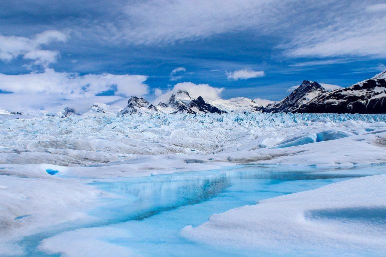 Glacier river 2