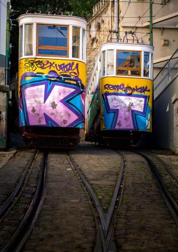 Double trams