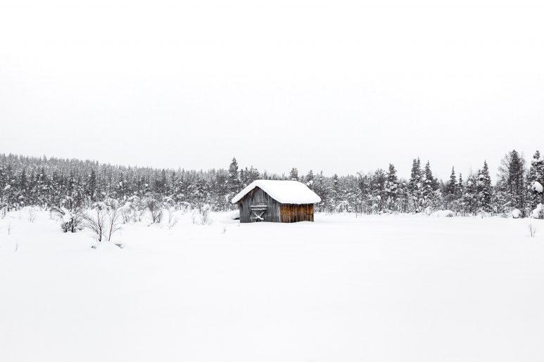 The lost hut