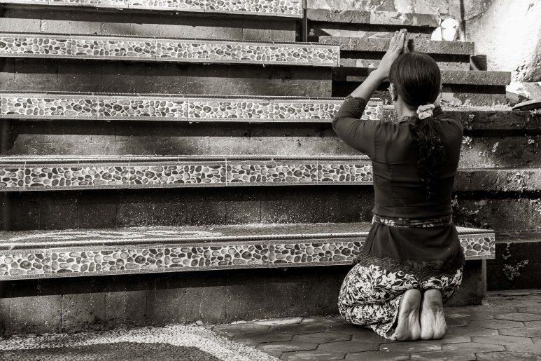 Prayer session