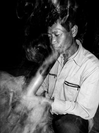Smoking chief